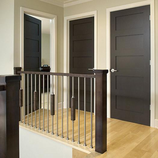 portes int rieures dimensions portes et fen tres. Black Bedroom Furniture Sets. Home Design Ideas